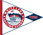 White Lake Sailing School burgee