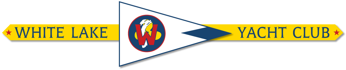 White Lake Yacht Club Retina Logo
